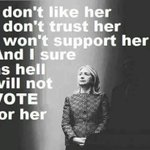 #WomensEqualityDay is Being Smart Enough Not To Vote For A Lying Criminal Like Hillary, Just Because Shes A Woman https://t.co/POCQ65ZuH6