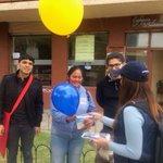 #Cuenca demuestra que #NoHayDistancias para estudiar cuando los que amas te apoyan 🎓🎉🎈 https://t.co/3axlzoShT9