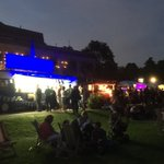 Great vibe tonight in the Valley Gardens @StrEat_Festival #Harrogate #bankholidayweekend https://t.co/DQdOFudGRN