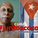 ¡FIRMEMOS! #juntoacoco Firma esta petición para salvar la vida de Coco Fariñas #Cuba Aquí: https://t.co/cPQ4YHwIX2 https://t.co/KjN4k9uyxr