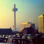 St Johns Beacon, #Liverpool 1969 https://t.co/Bb0fotnGqy