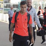 Philippe Coutinho has travelled to London. #lfc https://t.co/M7Cwmpx6w1