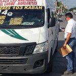 Aplican más de 100 infracciones en operativo al transporte público. @PaulCarrillo2 @sspcancun https://t.co/6KjeJk7qQd