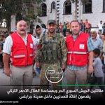 Türk Kızılayı Cerablusta yüzlerce Suriyeliye sıcak yemek dağıttı. https://t.co/90zQwuPfWU
