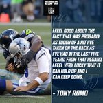 Tony Romo is encouraged that his surgically repaired back is stronger than ever. https://t.co/mQVCEgrbAh