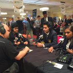 Interviewing future #business leaders at #ABAExpo2016 on @BusinessRadioX at the Marriott Alpharetta @MarriottAlpha https://t.co/G2GUEalEVc