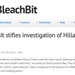 """The firm HRC hired to """"wipe clean"""" her email server is bragging that it successfully blocked investigatory action https://t.co/sAje1mWw08"""