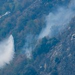 Ancora emergenza incendi, brucia il Monte Gazzo https://t.co/ej36QqjfXW https://t.co/8Y3ITODHj0