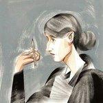 """""""Bu dünyadaki en mutsuz insanlar, başkalarının ne düşündüğünü takıntı haline getirenlerdir.""""  /Virginia Woolf/ https://t.co/QGaxG0uFe0"""