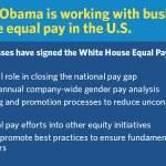 .@CNN: Thanks to all the businesses who signed the White House pledge on the gender gap. All should take the pledge. https://t.co/lyQykcD666