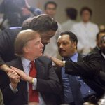 .@TheRevAl @RevJJackson calls Trump bad names. Was there name calling when he donated $$ 2 both organization 4 BLKS? https://t.co/mBP7uevHpe