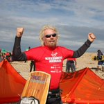 Tycoon Kenyan Holiday Lover Richard Branson Reveals How He Cheated Death In High-Speed Bike Crash (PHOTOS)