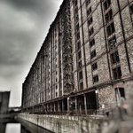 Stanley Dock, #Liverpool Picture by @liverpoolspaces (Insta) https://t.co/wW005i5G9p