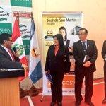 Jefe de AGP de la UGEL 03 de Trujillo destacan la #FeriaDeLosAprendizajes en el Colegio Adventista #JSMTrujillo https://t.co/iTa8xGdkxh
