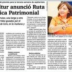 @vgoitia ►Ruta Turística Patrimonial será activada en septiembre► #CentroHistoricoDeCoro @StellaLugo @Marlenycdc https://t.co/SxBfKhk6sM