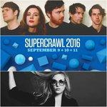 .@supercrawl is just 2 weeks away 🙆🎶💙 Chatting with performers @FastRomantics & @JenniferBudd 2-3pm @933CFMU! https://t.co/Bbq6k2jLaZ