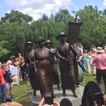 And here they are!! The Tennessee Woman Suffrage Monument! https://t.co/loVVpBfase