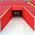 Anfield tunnel #LFC https://t.co/Yb1scZhO42