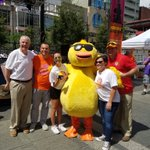 Congrats Team @WCPO on winning Best of Show at the Quacky Games #RDR2016 #RubberDuckRegatta https://t.co/MNBdMOteAa