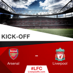 ⚽ Were underway at the Emirates Stadium! Come on, #LFC U23s! https://t.co/IkKHhWuvjs