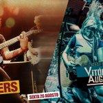 Hoje à noite tem Foo Fighters Cover e Vitória e os Augustos. Aproveite o calor pra tomar aquela bera gelada! 🌞🍺🤘🏻 https://t.co/nGGTX8qAfZ