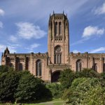 Sunny Friday in #Liverpool at Liverpool Anglican Cathedral @Lpool_Pics_2013 @LivLocs @LivCathedral @VisitLiverpool https://t.co/AVtz4AY4Cj