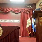 """""""Seguimos siempre con el compromiso con la sociedad al igual como lo teníamos hace 35 años"""", rector Zárate. https://t.co/w10CkQDXia"""