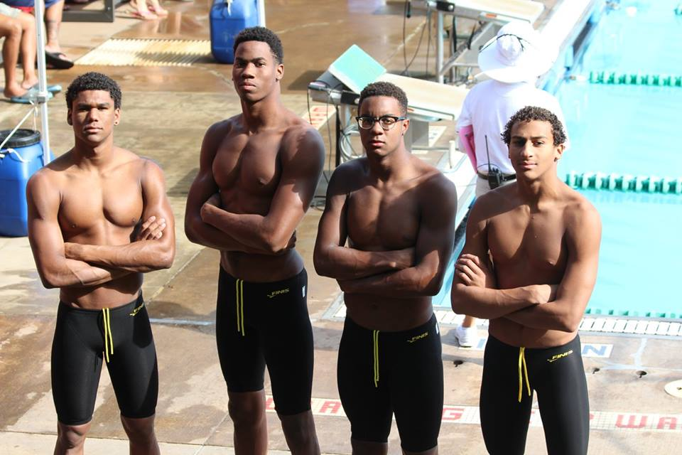 #TeamBahamas looking good at the Jr. Pan Pacific Championships!  #TeamFINIS https://t.co/AatkMr7rKU