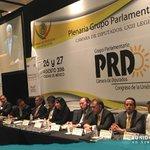 En la reunión plenaria del grupo parlamentario del @PRDMexico. https://t.co/gNtbJkVcVY