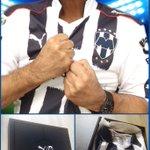Hola 🙂 todos. A mí no me paga el club @Rayados Yo subo la foto por lealtad y cariño de mi padre al equipo y mío tmb. https://t.co/RGHOMvH7s2