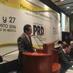 En Plenaria de Diputados del @PRDMexico. https://t.co/Xz2W6eDuFQ