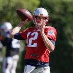 Report: Patriots QB Tom Brady will make his preseason debut tonight. https://t.co/OUp4GZWwD3 https://t.co/zSE3n32WII
