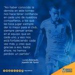 #AsíLoDijo... @Lucazelarayan31, cuando le preguntaron qué estaba haciendo fuerte a @TigresOficial. https://t.co/MA86Z4X7J5