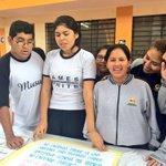 #FeriaDeLosAprendizajes es un impacto en el Colegio Adventista #JSMTrujillo #DíaDelLogro #JuntosSomosMejores https://t.co/WWBUndDgqk