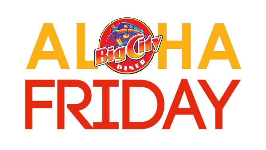 Hawaiian Plates on special today for ALOHA FRIDAY!  @Pearlridge @WVShops @WindwardMall @KailuaNEWS @KaimukiUS https://t.co/2PDE5z7PXF