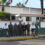 #Antofagasta: Ahora toda la comuna cuenta con patrullajes en bicicletas tras la incorporación de Cuadrantes 6 y 7 https://t.co/zhInw0MDwx