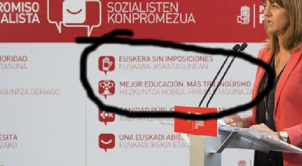 El trilingüismo de calidad del PSE: insulto a la inteligencia, atentado a la pluralidad, desprecio a los euskaldunes https://t.co/hmRAoeK5Ik