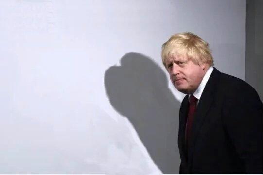 Whoever said @BorisJohnson was a shady knob is a big fat liar https://t.co/Eq5NJPmlm0
