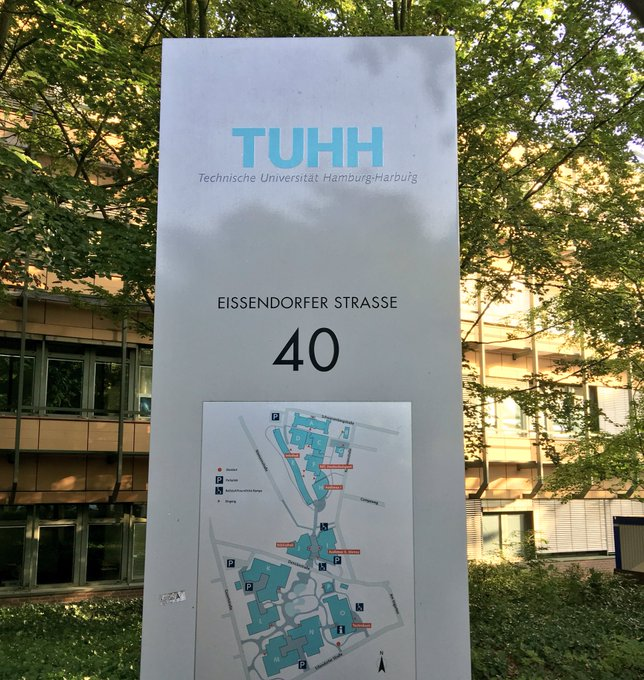 Launch of @pyunconf #pyunconf Technical #University #TUHH #Hamburg #Python #opensource #barCamp @TUHamburg https://t.co/N2YdudWZKI