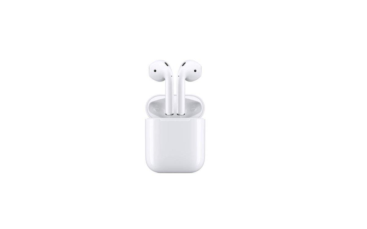 夕刊▶ Apple、ワイヤレスイヤフォン「AirPods」を10月下旬発売。価格は16,800円 https://t.co/O1aBAhbd3w https://t.co/rEZDihR6yd