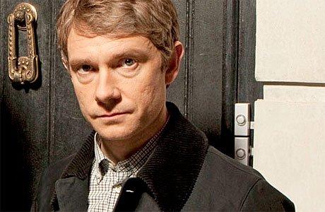 Martin Freeman born #OTD 1971. A great intense & intelligent Watson! #HappyBirthday https://t.co/0bhvK6c6Un https://t.co/fnKfeNcjMw