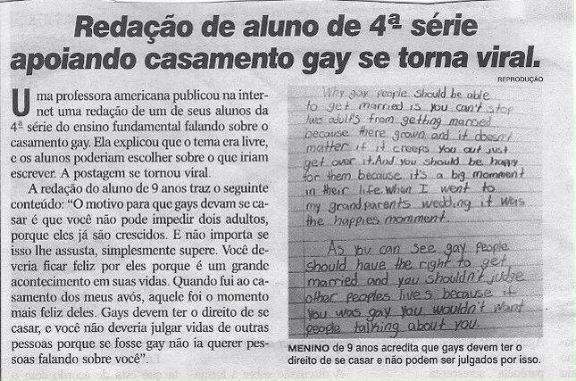 #HomossexuaisSãoGente