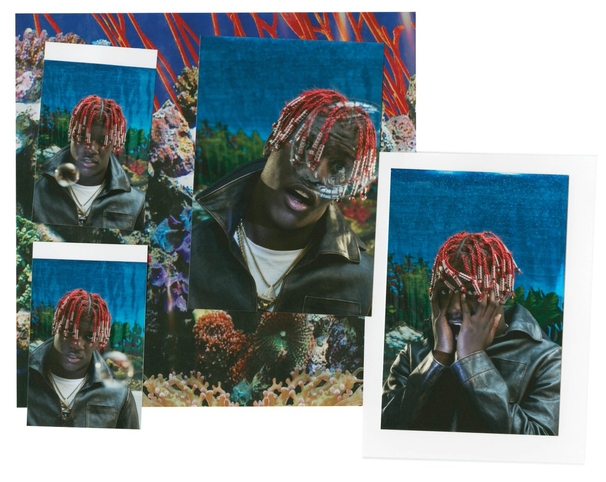 """""""Sometimes I forget I'm a rapper or a quote unquote celebrity."""" @lilyachty on his new fame: https://t.co/6I8SI8cgtt https://t.co/uS7OaZye1j"""