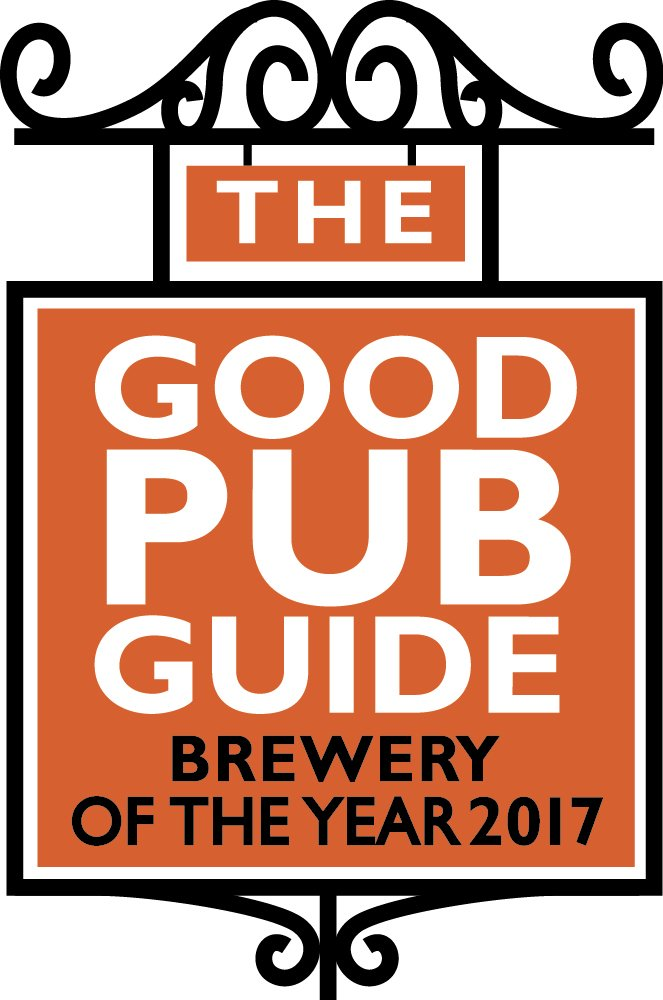 Very #Proud & #honored to be awarded @GoodPubGuide Brewery of the Year 2017 Is a pleasure to brew beer for you all https://t.co/OnAhvlqWdr