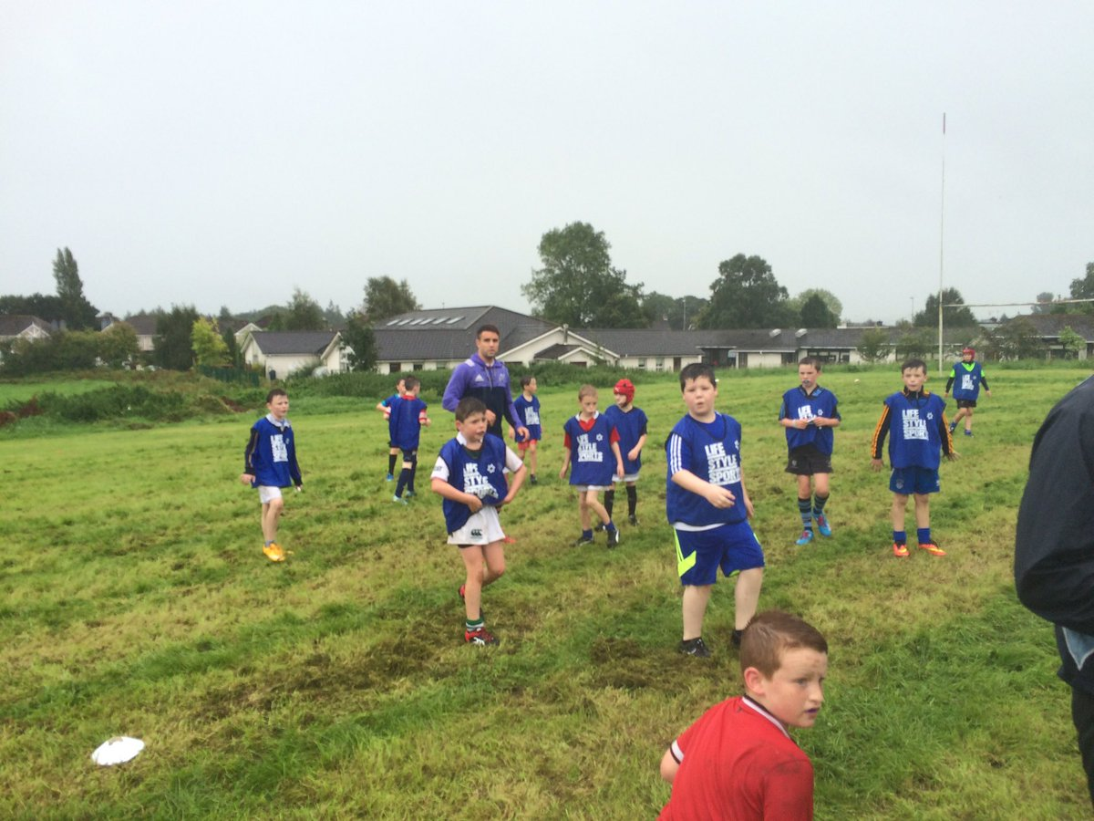 Slightly unfair advantage here with Murray siding with Scoil Ide #munsterrising https://t.co/MYUElFB53j