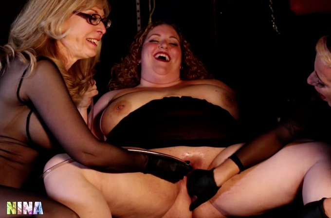 BBW Plaything 2 of 2 feat. @LexiSpencerXXX https://t.co/J3XuIlWttt #bbw #lesbiandomination #orgasm #oralsex