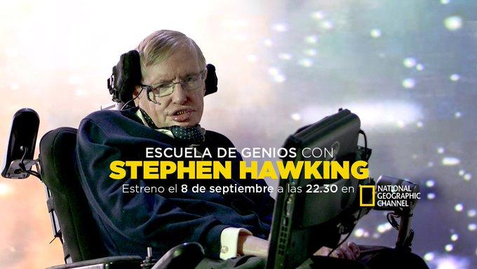 Escuela de genios con Stephen Hawking 1x03 Espa&ntildeol Disponible