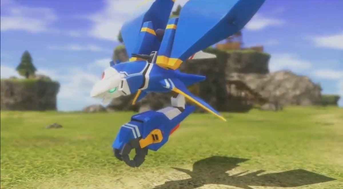 Einhander reference spotted in World of Final Fantasy. -LIX https://t.co/NTzWzy1XVg