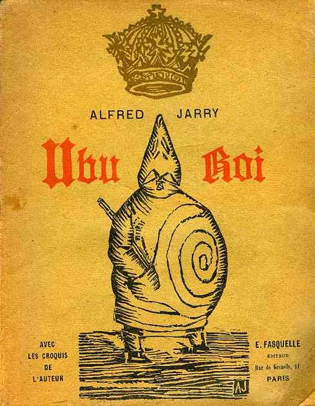 "Born on this day in 1873: Alfred Jarry, author and inventor of 'Pataphysics, ""The science of imaginary solutions"". https://t.co/esfajxKuh8"