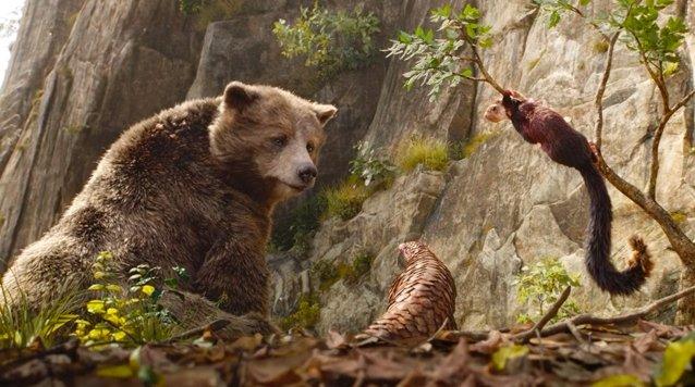 The Jungle Book (2016) - IMDb